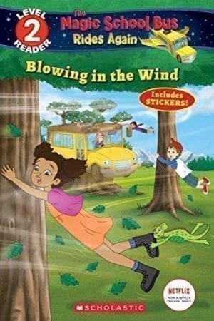 Blowing in the Wind - Magic School Bus