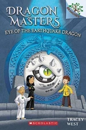EYE OF THE EARTHQUAKE DRAGON