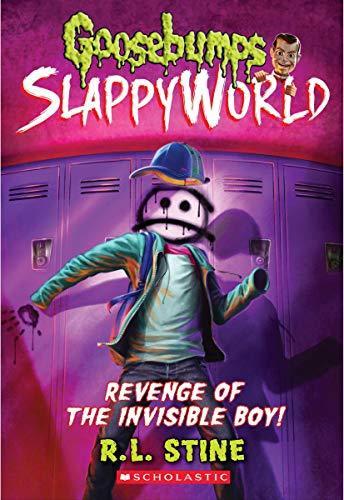 REVENGE OF THE INVISIBLE BOY - GB SLAPPYWORLD