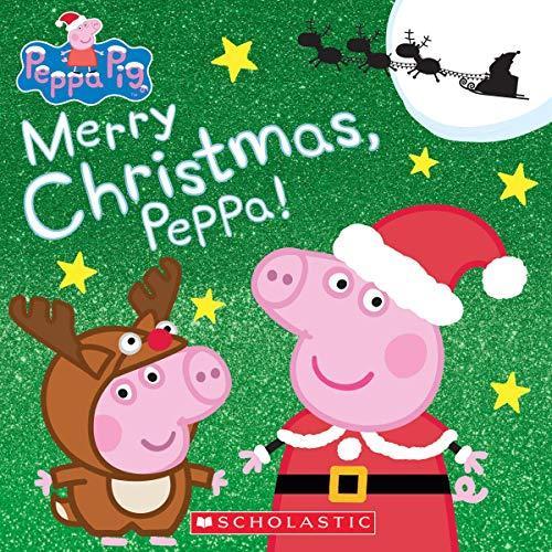 MERRY CHRISTMAS, PEPPA PIG