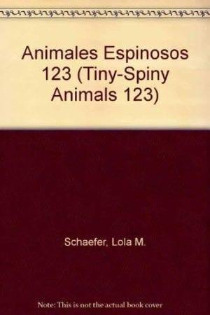 ANIMALES ESPINOSOS 1 2 3