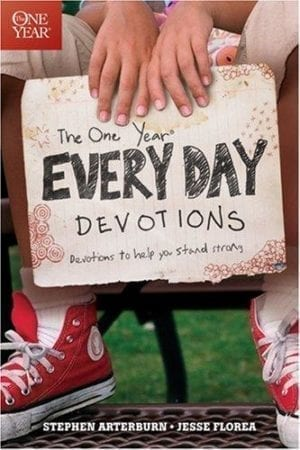 ONE YEAR EVERYDAY DEVOTIONS