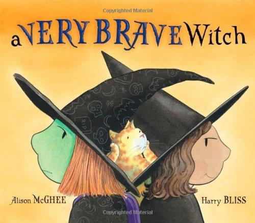 VERY BRAVE WITCH