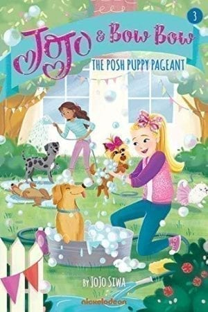POSH PUPPY PAGEANT:  JOJO AND BOWBOW