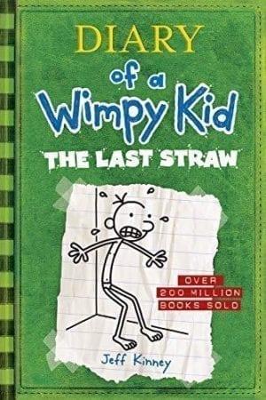 LAST STRAW-WIMPY KID