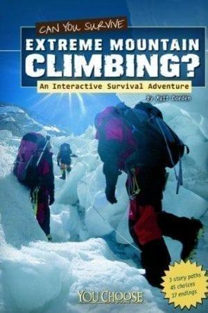 EXTREME MOUNTAIN CLIMBING?