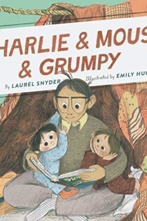 CHARLIE AND MOUSE AND GRUMY