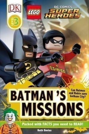 BATMANS MISSION