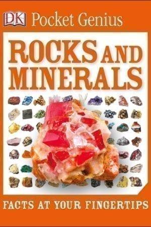 ROCKS AND MINERALS POCKET GENIUS