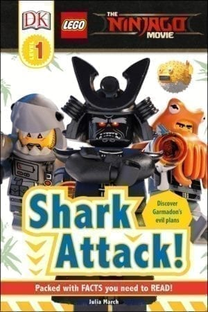 NINJAGO MOVIE : Shark Attack!