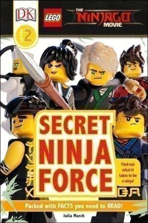 NINJAGO MOVIE : Secret Ninja Force