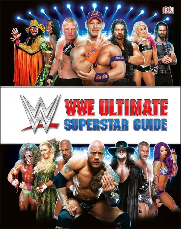 WWE ULTIMATE SUPERSTARS GUIDE