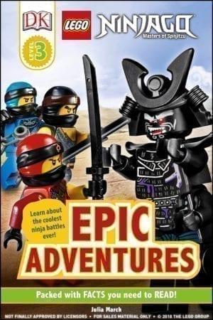LEGO NINJAGO:  EPIC ADVENTURES