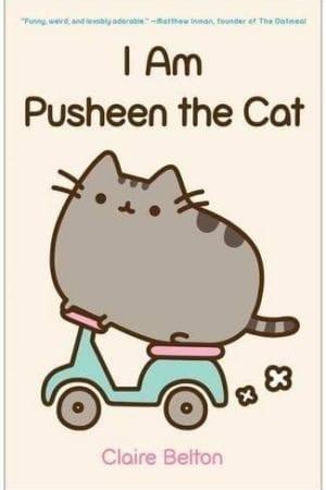 I AM PUSHEEN CAT