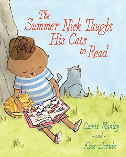 SUMMER NICK TAUGHT HIS CATS TO READ