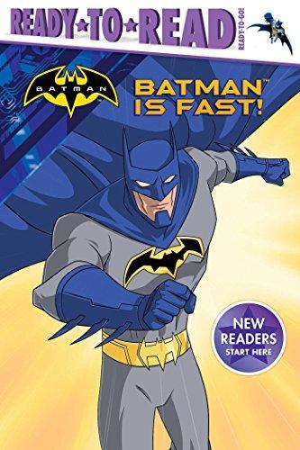 Batman Is Fast!
