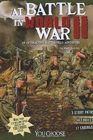 AT BATTLE IN WORLD WAR II