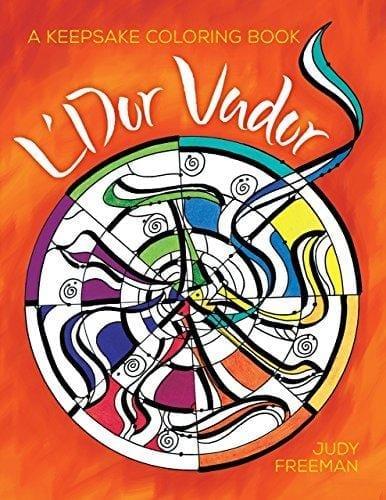 L'DOR VADOR - COLORING BOOK