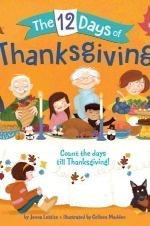 12 DAYS OF THANKSGIVING