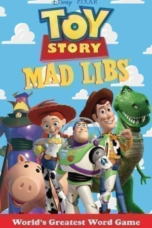 TOY STORY MAD LIBS