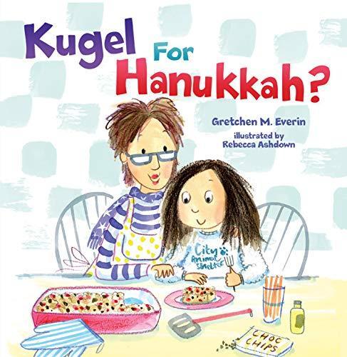 KUGEL FOR HANUKKAH