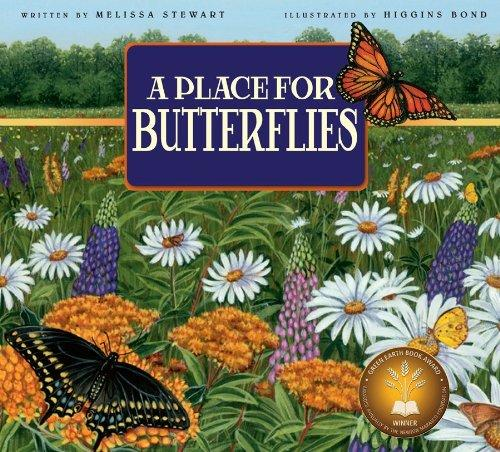 PLACE FOR BUTTERFLIES