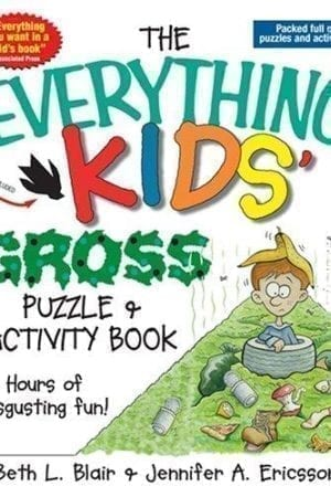 GROSS PUZZLE AND ACTIVITY BOOK
