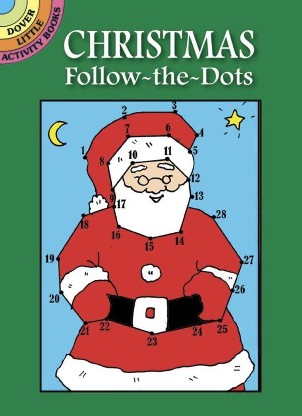 Christmas Follow-the-Dots