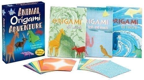 ANIMAL ORIGAMI ADVENTURE
