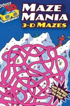 3-D Mazes--Maze Mania