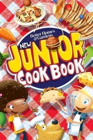 BETTER HOMES & GARDENS JR. COOKBOOK