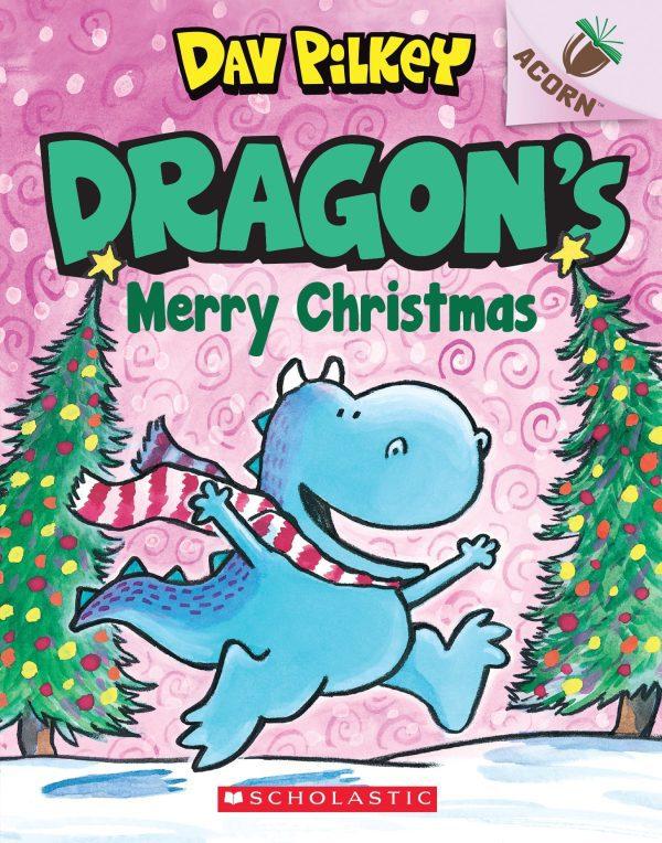 DRAGONS MERRY CHRISTMAS