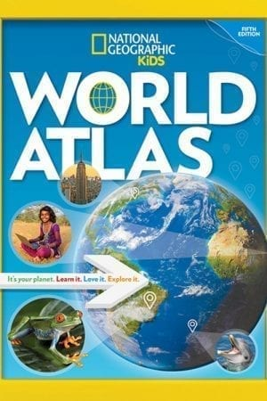 WORLD ATLAS 5TH ED.