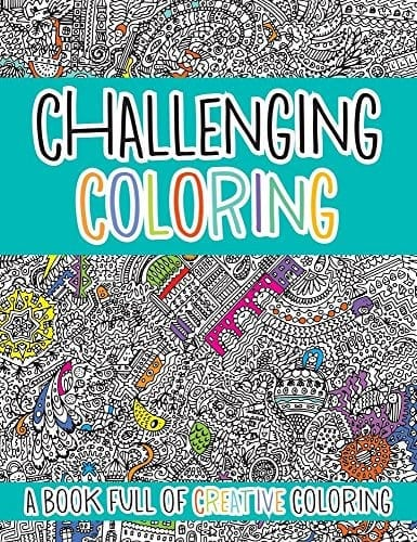 CHALLENGING COLORING