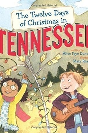 TWELVE DAYS OF CHRISTMAS IN TENNESSEE
