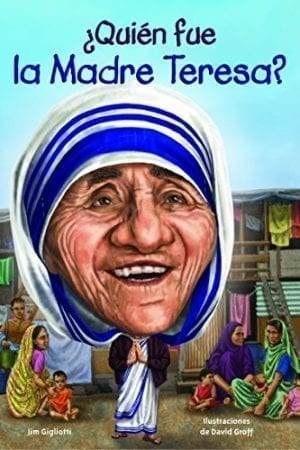 WHO WAS MOTHER TERESA? (Spanish Edition)