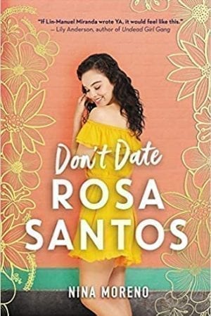 DON'T DATE ROSA SANTOES